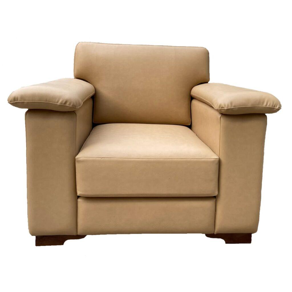 Leather Sofa by Imperial Furnishing Furniture Showroom Bhutan